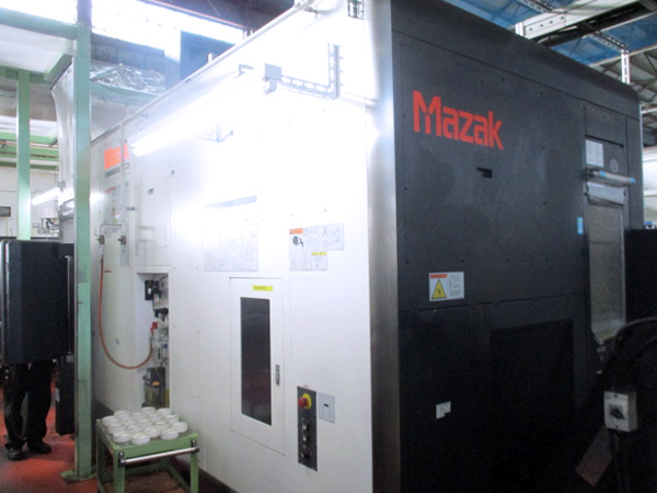 Used 5 Axis Machining Center Mazak Variaxis i-600 2015